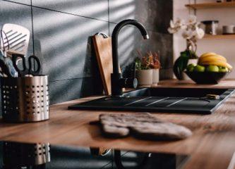 Cuisinière à bois moderne